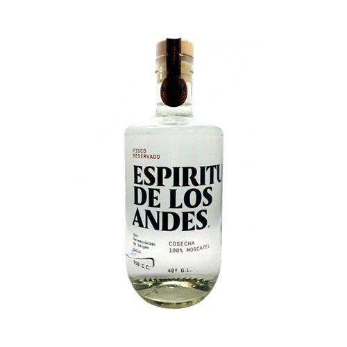 ESPIRITU DE LOS ANDES